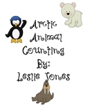 Artic Animal Counting Activity