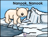 Arctic Animals Mini-Unit Nanook, Nanook