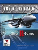 Artic Attack and other games for R articulation therapy