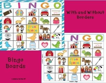 Artic Bingo Bundle