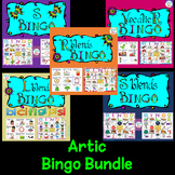 Artic Bingo Bundle: S and S Blends, R Blends, L Blends, an
