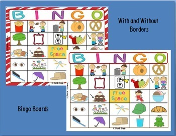 Artic Bingo Bundle: S and S Blends, R Blends, L Blends, and Vocalic R