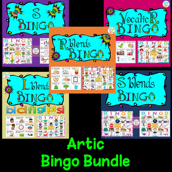 Artic Bingo Bundle