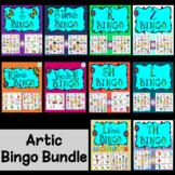 Articulation Bingo: S, SH, L, K, Z, TH, S Blends, R Blends