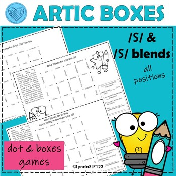 Artic Boxes for all positions of /S/