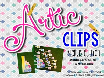 Artic Clips: Blends Edition