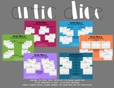 Artic Dice Bundle: Packets 1-6 Articulation Practice for Speech Therapy
