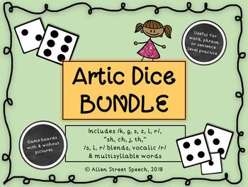 Artic Dice Game - Bundle!
