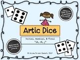 "Artic Dice Game - ""sh, ch, j"""