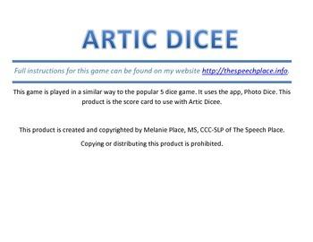 Artic Dicee