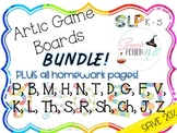 Articulation Game Boards: Bundle