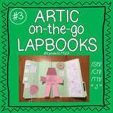 "Artic On-The-Go Lapbooks #3 (targeting /SH/, /CH/, /TH/, & ""J"")"