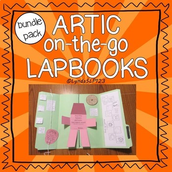Artic On-The-Go Lapbooks Bundle Pack