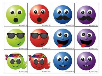 Artic Smileys (word level articulation practice)