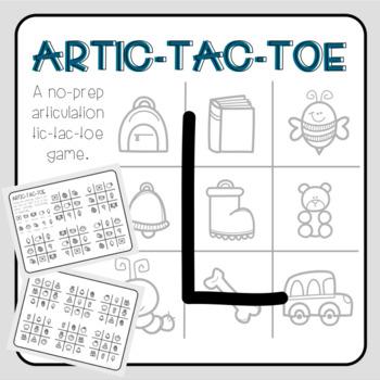 Artic-Tac-Toe L