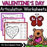 Artic Valentine Worksheets#feb2019slpmusthave
