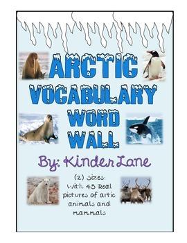 Arctic Vocabulary