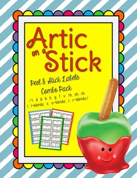 Artic on a Stick COMBO Pack