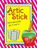 Artic on a Stick /F/ and /V/