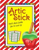 Artic on a Stick /K/ and /G/