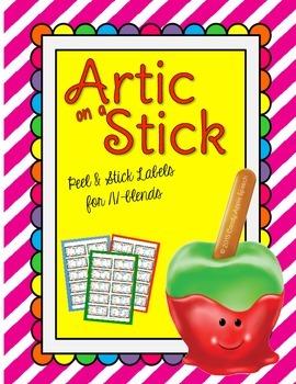 Artic on a Stick /L/-Blends