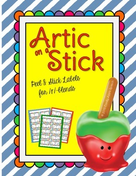 Artic on a Stick /R/-Blends
