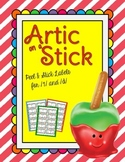 Artic on a Stick /T/ and /D/