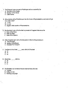 Article 2 Quizzes