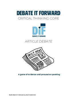 Article Debate