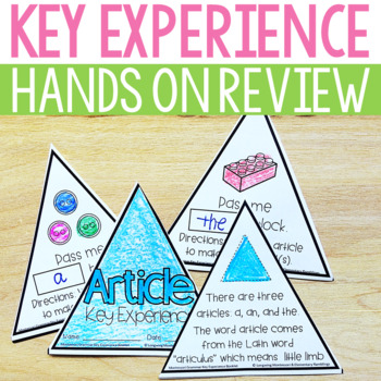 Article Key Experience Extension Booklet