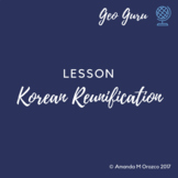 Article - Korean Reunification