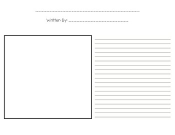 Article Writing Graphic Organizer