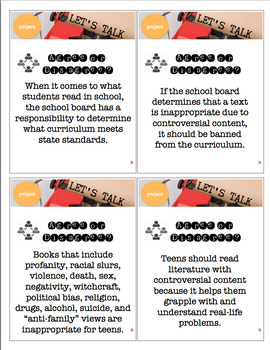 """Article of the Week #4: """"Should We Censor..."""" (Fahrenheit 451/Banned Books)"""