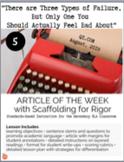 "Article of the Week #5: ""Three Kinds of Failure"" (Life Ski"