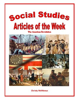 Article of the Week Bell Ringer Boston Tea Party