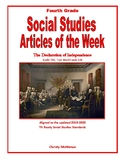 Article of the Week Declaration of Independence