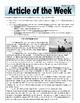 Article of the Week Bell Ringer The Vietnam War