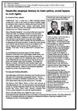 Article of the Week Bundle PLUS Teaching Notes (esp FLORIDA) HS