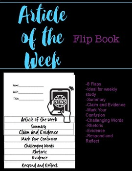 Article of the Week Flip Book - Non Fiction