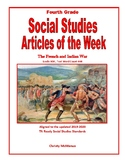 Article of the Week French and Indian War