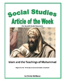 Article of the Week Islam and the Teachings of Muhammad