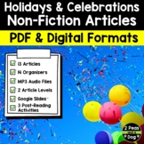 Article of the Week Non-Fiction Articles Celebrations and