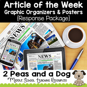 Article of the Week Response Lesson