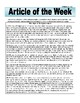 Article of the Week The Age of Enlightenment