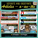 Articles - A, An, The - Posters