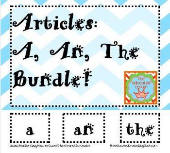 Articles A, An, The activity, worksheets, and task cards black and white