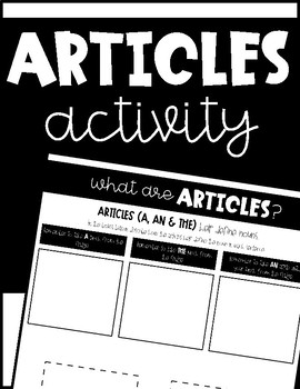 Articles Activity