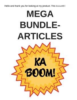 Articles- Articles- Mega bundle