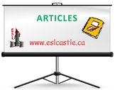 Articles Course Notes