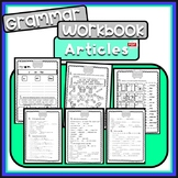 Articles - Grammar workbook